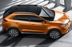 2017 Renault Kaptur is a mini-crossover, manufactured by the French company of Renault, created on the basis of hatchback Renault Clio fourth generation. The world premiere took place on the production model Geneva Motor Show Mini Crossover, Car Magazine, Geneva Motor Show, Car Makes, Top Cars, Shanghai, Automobile, London, Vehicles