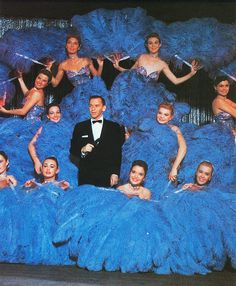 Frank Sinatra along with the Copa Girls performing nighly at the Sands