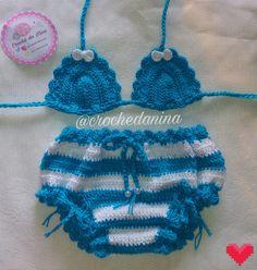 ideas baby newborn girl diaper covers for 2019 Crochet Mermaid Tail, Baby Girl Crochet, Crochet Baby Clothes, Crochet For Kids, Baby Bikini, Baby Swimsuit, Baby Girl Dresses, Baby Dress, Crochet Bikini Top