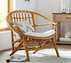 love the rattan/bamb