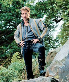 Chris Pine as Cinderella's Prince