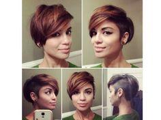 Nowoczesne krótkie fryzury z grzywką, asymetryczne, undercut. Tak ścinamy włosy w tym roku!