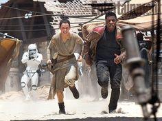 Galaxy Fantasy: EW muestra nuevas fotos de Star Wars: The Force Awakens