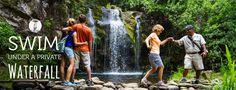Big Island - Volcano / Waterfall / Mountain tours