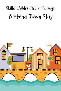 Pretend towns are popular in children's museums, and it's no wonder when you consider all the life skills kids gain by role playing town and city life. #playmatters #pretendplay via @mamasmiles
