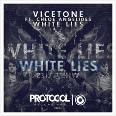 """""""White Lies - Original Mix"""" by Vicetone Chloe Angelides was added to my LA NOSCOPES playlist on Spotify"""