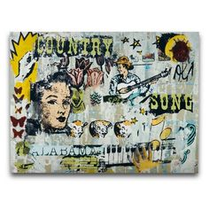 """Jukebox at the Honky Tonk"" by Artist Dolan Geiman"