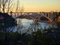 Ponte da Arrábida Porto / Portugal