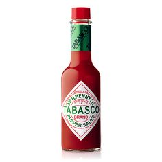 Speaking of hot sauce, and I mean in reference to Beyoncé's new powerful video Formation, I make some mean hot wings. And, well it's Superbowl time. I'm still kind of a sore loser… Tabasco Pepper, Tabasco Hot Sauce, Sauce Chili, Red Sauce, Chile Picante, Bad Room Ideas, Hot Sauce Bottles, Mayonnaise, Plant Based