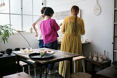 exhibition | 器やコップ|mushimeganebooks.