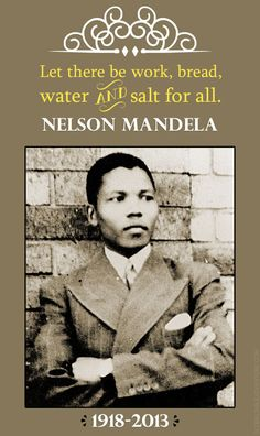 A beautiful quote about food in the world by the great Nelson Mandela. Human Rights Issues, Human Rights Activists, Quotes To Live By, Me Quotes, Wisdom Quotes, Man Of Peace, Nelson Mandela Quotes, First Black President, World Hunger