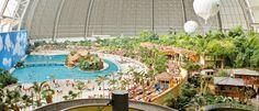 Het grootste tropisch zwemparadijs ter wereld - Duitsland