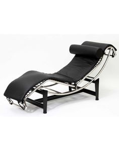 Soma Classics - LC4 Le Corbusier Chaise Lounge Chair, $539.95 (http://www.somaclassics.com/lc4-le-corbusier-chaise-lounge-chair/)