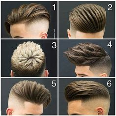 Which is your hairstyle favourite?? #tag your friends✂👈👈