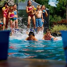 ☀ Summer Water Games Gallery ☀ This is a good website to get ideas for fun water activities to do during the summer! Water Games For Kids, Summer Activities For Kids, Water Activities, Kids Fun, Pool Games, Fun Games, Party Games, Relay Games, Summer Games