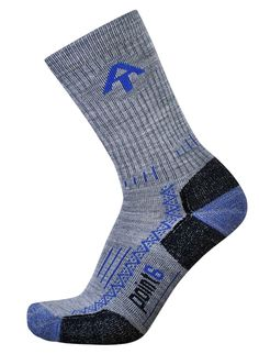 Point6 AT Hiking Tech Light Crew Sock -- Check this awesome image  : Hiking clothes