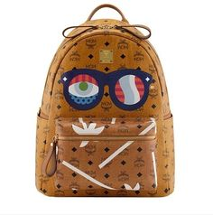 a494e5393073 Craig Karl - Eyes on the horizon Mcm Shop, Mcm Backpack, Fashion Backpack,