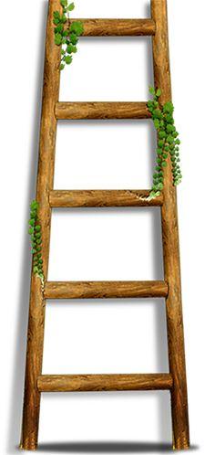 Horto Vargem Garden Ladder Decor, Home Decor, Homemade Home Decor, Interior Design, Home Interiors, Decoration Home, Home Decoration, Home Improvement