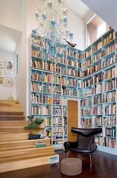 Library in study....I want.