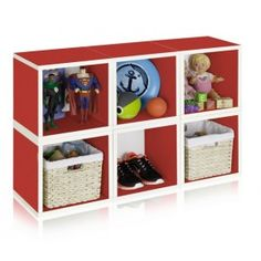 way-basics-storage-cube-red-kids-furniture-closet-organizer_configuration1