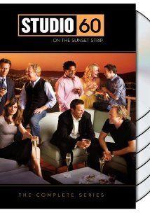 Studio 60 on the Sunset Strip (complete series) / HU DVD 10993 / http://catalog.wrlc.org/cgi-bin/Pwebrecon.cgi?BBID=12536838