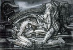 How H.R. Giger Invented Sci-Fi's Most Terrifying Monster   VICE   United States