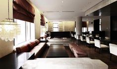 Hotel St Paul - The lounge