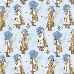 Holly Hobbie Fabric