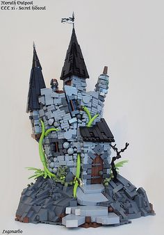 Tower #LEGO Custom Design