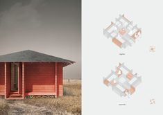 Winners for the Amber Road Trekking Cabin competition have been selected from Denmark, Poland, Australia, and Russia.