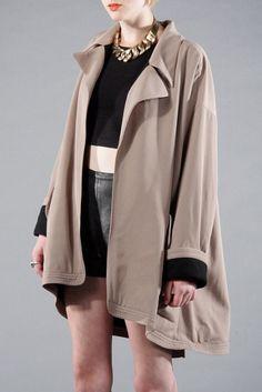 Darling Vanessa Jade Green Swing Coat | Swing coats, Jade green ...
