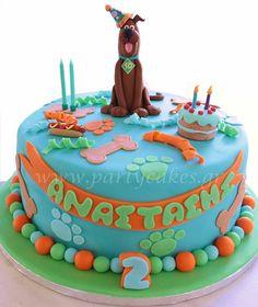 Scooby Doo Cake | Flickr - Photo Sharing!