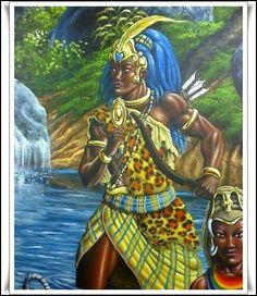 Las Revelaciones del Tarot: Logun Edé - Orixa - Religion Yoruba