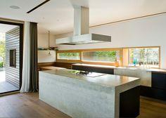 Contemporary Kitchen by Wiedemann Werkstätten