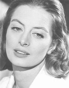 """Capucine was an amazing style icon - elegant and sophisticated, and very Beautiful.  She was most wonderful in """"What's New Pussycat?"""""""