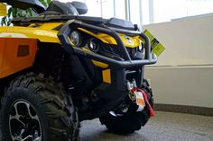 New 2016 Can-Am Outlander XT 570 - Yellow ATVs For Sale in North Carolina. 2016 CAN-AM Outlander XT 570 - Yellow,