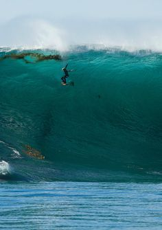 Brian Conley, sickest drop. #surfing