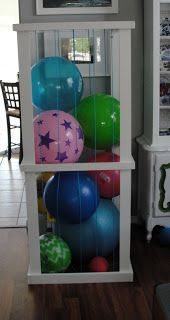 So my friend Kelly really wanted to make a stuffed animal zoo. They are all over  pinterest , at least sort of all over pinterest. There ar...