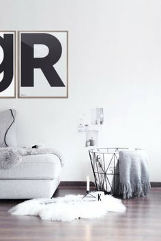 Here we showcase a collection of perfectly minimal interior design examples for you to use as inspiration. My Living Room, Home And Living, Living Room Decor, Interior Design Examples, Interior Design Inspiration, Layout Inspiration, Decoration Gris, Pantone, Sweet Home