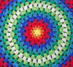 Granny Mandala | by crochet with Raymond