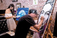 It was another eventful First Friday earlier this month in Chinatown. As always, area shops and galleries hosted sales and shows, while bars and restaurants filled up throughout the night with drinks, live music, dancing and more. See more photos online.
