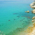 Kaminia is a sandy coast of southern Kefalonia and the place of reproduction of Caretta-caretta.