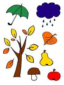 Pro Šíšu: Rocni obdobi - vystrihni, spravne prirad a nalep Autumn Activities, Activities For Kids, Walking In Nature, Light Table, Preschool, Seasons, Teaching, Education, Fall