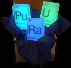Nuclear Glow Soap Assortment