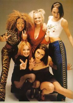 43 reasons why we love the Spice Girls. #spice