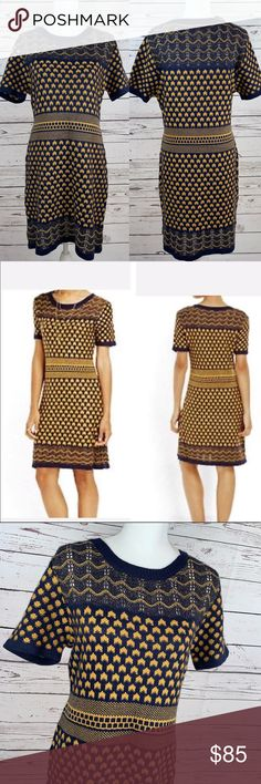 c2c5d929a89 NWT Romeo   Juliet Couture sweater dress NWT