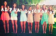 #alphaomicronpi #ensyd #ensydsisterhood