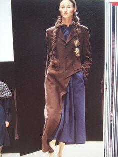 Yohji Yamamoto - s/s 1993