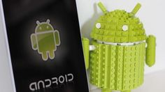 This Lego Android mascot wants to be made official