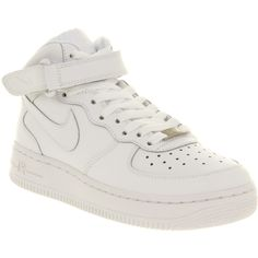 office nike air force. nike air force 1 mid gs 84 liked on polyvore featuring shoes office